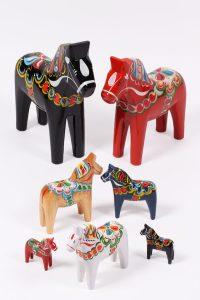 dala wooden horse