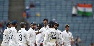 Team India win 2nd test match vs South Africa at Pune