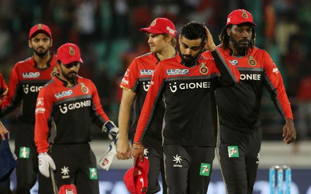 rcb 49, rcb team, lowest score in ipl, lowest score in ipl team