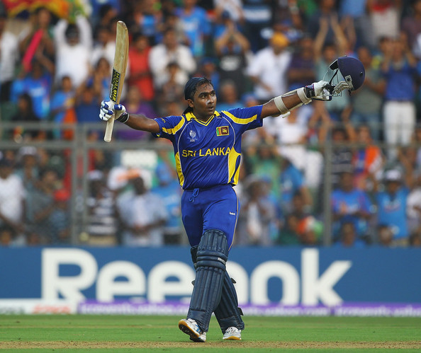 Mahela Jayawardene in 2011 World Cup Final against India,2011 World Cup final was fixed