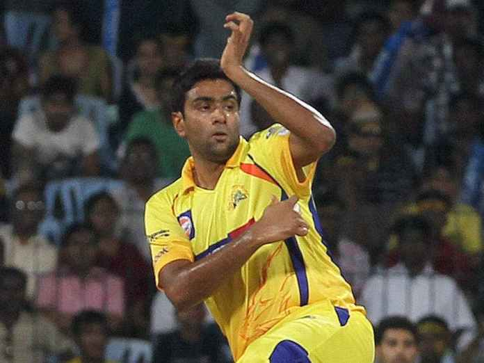 Ravichandran Ashwin IPL CSK, Ashwin in Champions League 2010