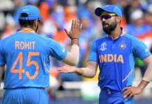 Virat Kohli and Rohit Sharma in ODI