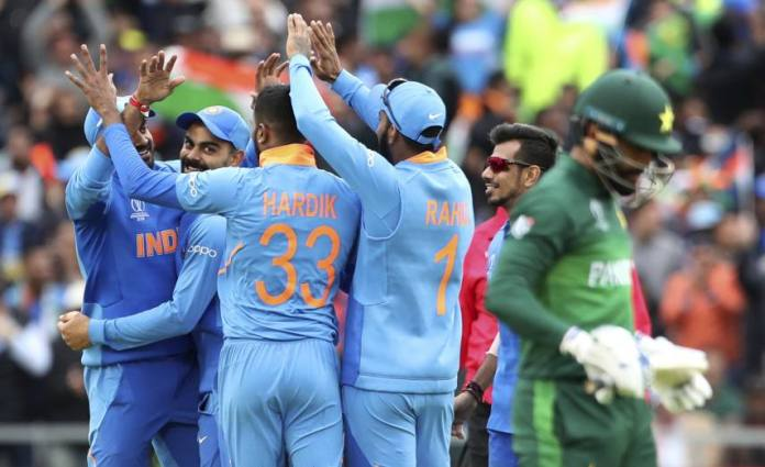 India vs Pakistan in ICC World Cup 2019