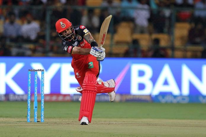 Virat Kohli flick shot, virat kohli ipl flick shot, trademark shots of indian cricketers