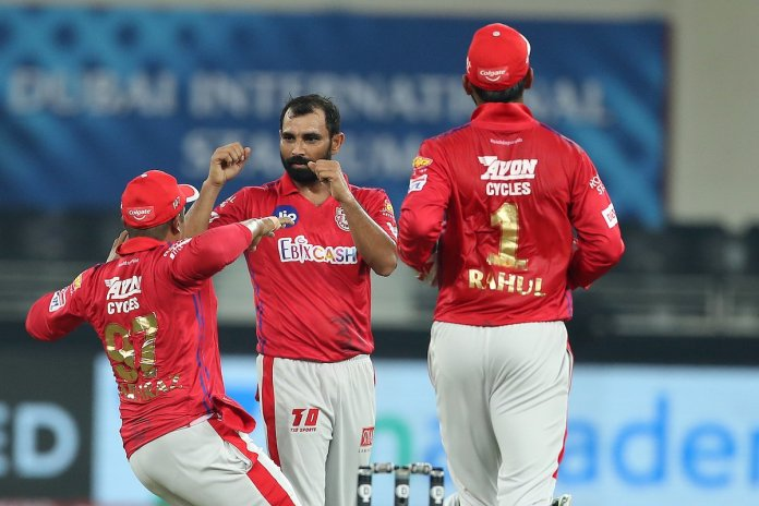 Mohammad Shami takes 3 wickets against DC