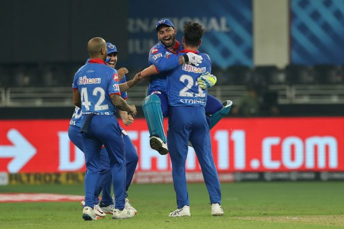 Delhi Capitals wins super over against Kings XI Punjab