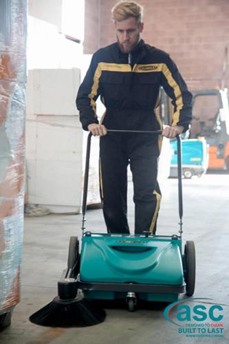 ASC Mep Eureka sweeper with man 6