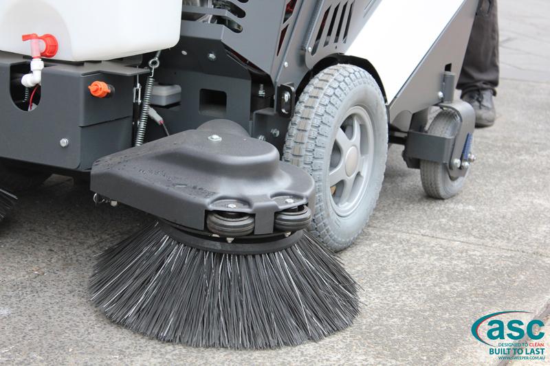 ASC 125 Sweeper Brush