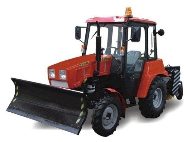 Купить МТЗ 320 МК - Беларус - трактор коммунальный - цена ...