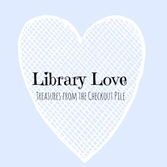 Library Love {9}: Jan Brett, A Chicken Dog, and Our First Fine
