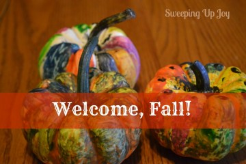 JEI {7}: Welcome, Fall!