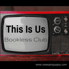 This Is Us Bookless Club