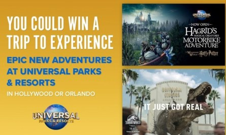 Fandango Summer Sweepstakes – Win Trip To Orlando, Florida