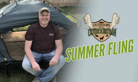 Outdoors Dan's Summer Fling Sweepstakes