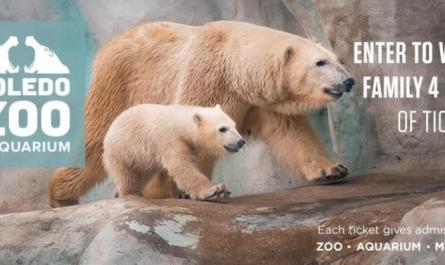 Explore More At The Toledo Zoo Sweepstakes