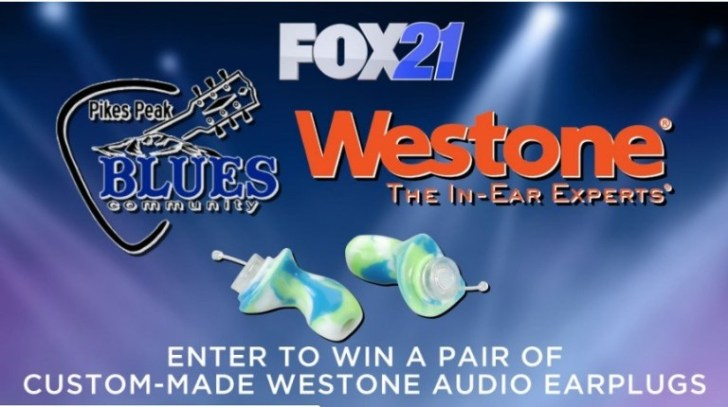 FOX21 PPBC Custom Earplug Contest