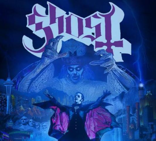 Ghost The Ultimate Tour Named Death Giveaway