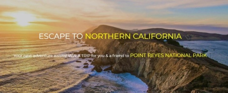 La Colombe Escape To Northern California Sweepstakes