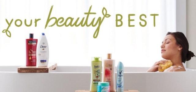 Unilever Beauty Sweepstakes