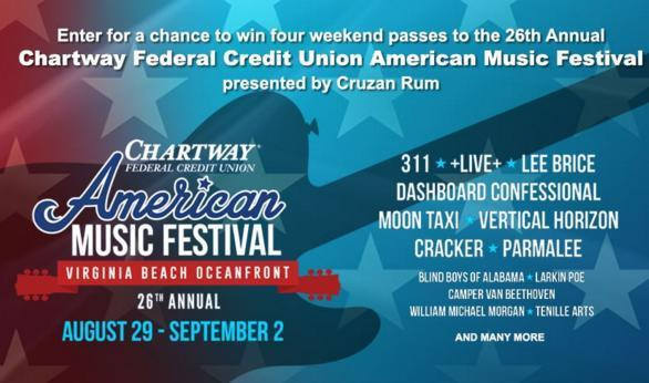 American Music Festival Sweepstakes