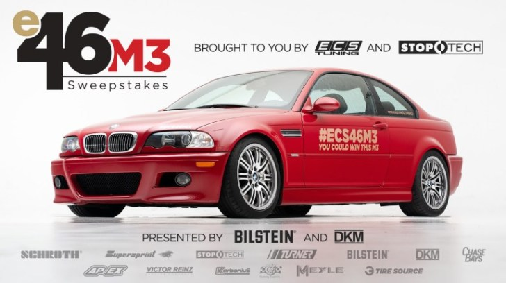 ECS Tuning BMW Car Sweepstakes