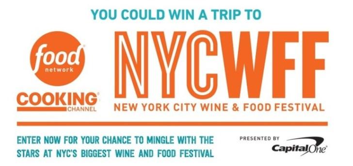 Food Network Wine & Food Festival Sweepstakes