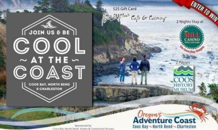 New Cool At The Coast Sweepstakes