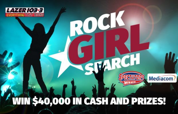 Rock Girl Search Contest
