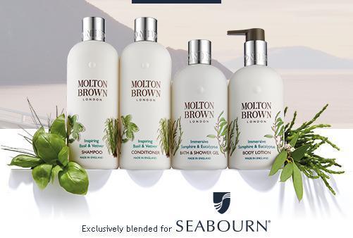 Molton Brown Seabourn Cruise Sweepstakes