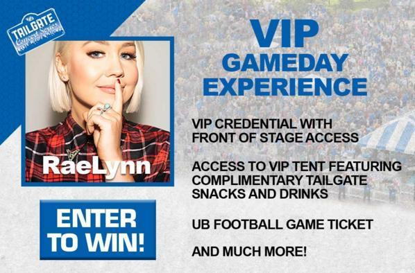 UB Bulls Football Tickets Sweepstakes