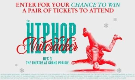 Hip Hop Nutcracker Online Contest