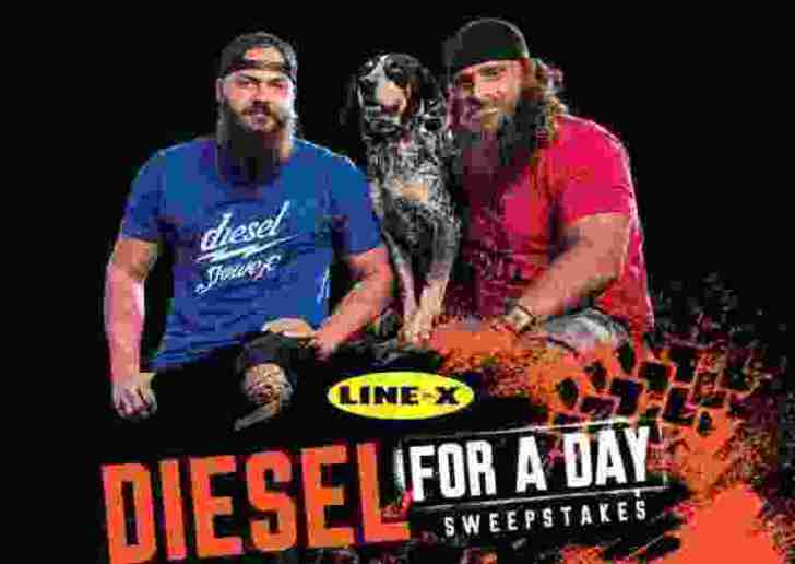 Linex Diesel For A Day Sweepstakes