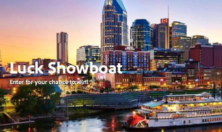Nashville Luck Showboat Experience Sweepstakes