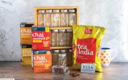 Tea India National Chai Day Giveaway
