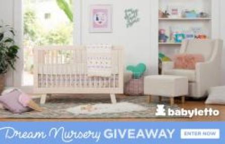LA Baby Show Dream Nursery Giveaway