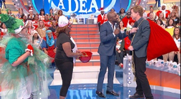 CBS Let Us Make A Deal Contest