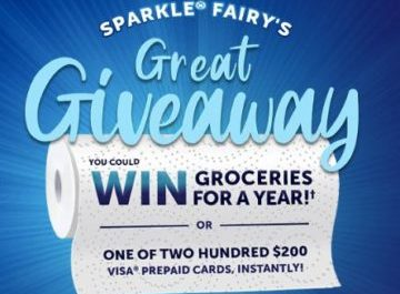 Sparkle Fairys Great Giveaway