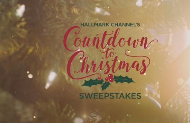 Hallmark Channel Christmas Fantasy Game Sweepstakes