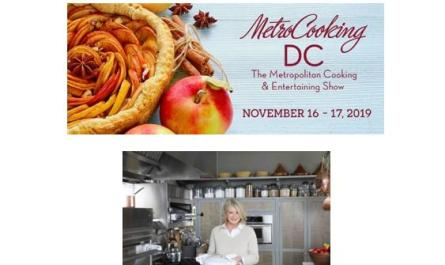 Martha Stewart VIP Book Signing Sweepstakes