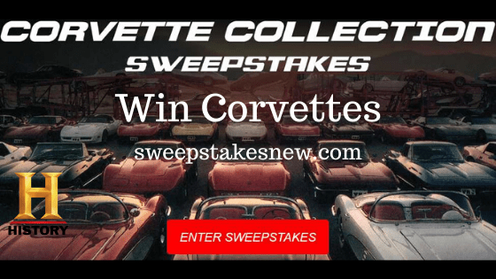 History Channel Lost Corvettes Giveaway