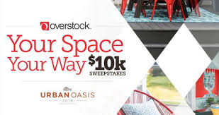 HGTV Your Space Your Way with $10K Sweepstakes