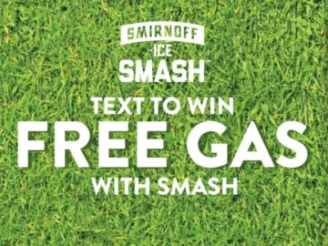 Smirnoff Ice Smash Sweepstakes