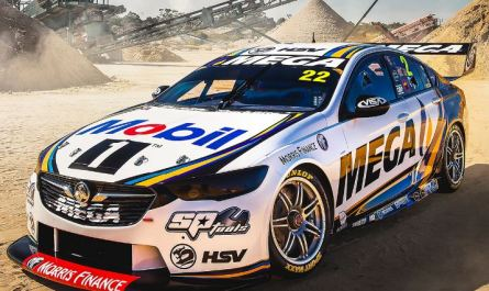 HSV Super cars Tipping Competition