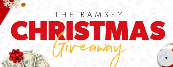 Lampo Ramsey Christmas Cash Giveaway