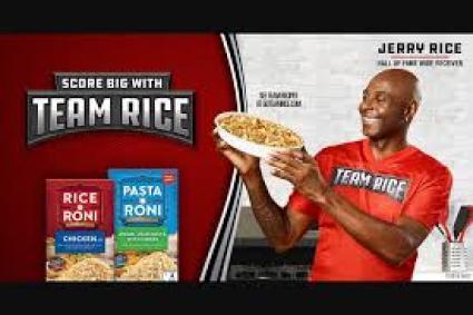 Golden Grain - Rice-A-Roni Go Team Rice Sweepstakes