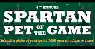 Family Farm and Home 4th Annual Spartan Pet of The Game Contest