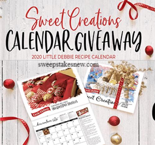 Little Debbie Snacks Recipe Creations 2020 Calendar Giveaway