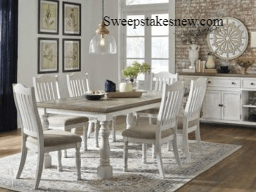 Bob Vila's $4000 Renew Your Dining Room Giveaway