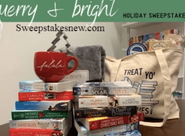 Source books Forever Merry and Bright Sweepstakes