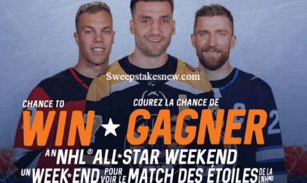 Maxwell House NHL All-Star Weekend Contest